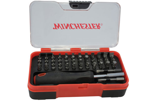 winchester 51 piece gunsmith Screwdriver
