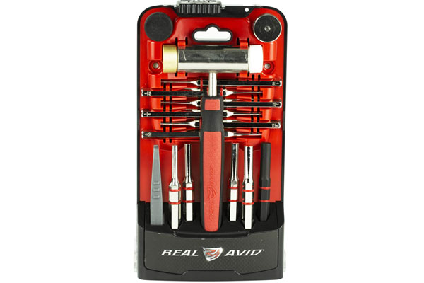 Real Avid Accu - Punch, Hammer & Punches